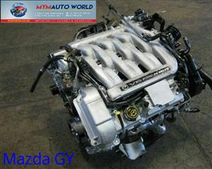 Imported used  MAZDA MPV 2.5L, GY engine. Complete second hand engine