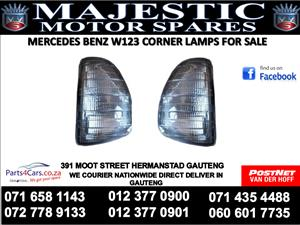 Mercedes benz W123 corner lamps for sale