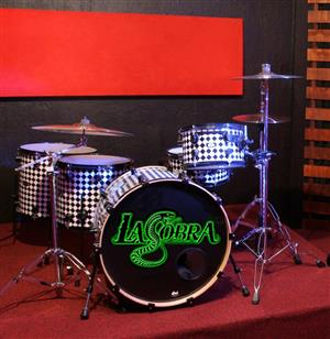 Pdp 805 Harlequin Drum set
