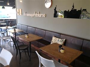 FRANCHISE COFFEE SHOP - VOLUNTARY CLOSURE