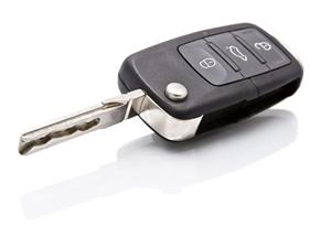 VW Polo Remote Key