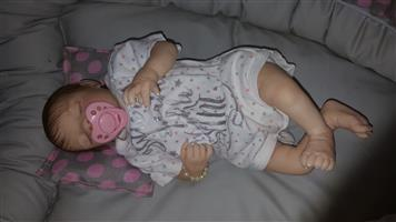 Reborn Baby Girl Doll for sale
