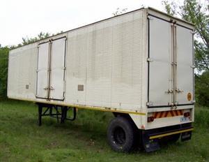 '84 Barkit Pantec Body -R39 000 + VAT