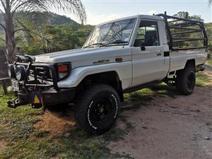 2004 Toyota Land Cruiser 79 single cab LAND CRUISER 79 4.0P P/U S/C