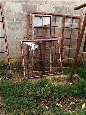 Steel Window Frames for sale