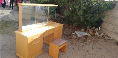 Dressing table for sale.