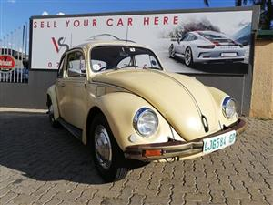 1976 VW Beetle 1.2TSI Club