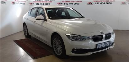 2018 BMW 3 Series 320i Luxury Line auto