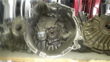Hyundai Accent 1.5 manual gearbox