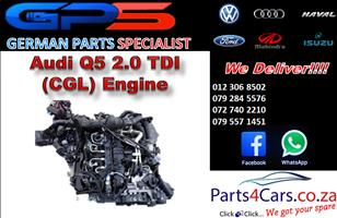 Audi Q5 2.0 TDI (CGL) Engine for Sale