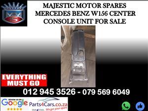 Mercedes benz W165 centre console unit for sale