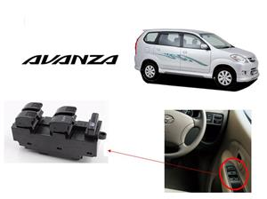 Avanza Window Master Switch