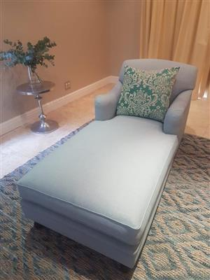 Daybed / Chaise Lounge for Sale - Newly Upholstered, Excellent Condition