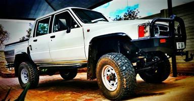 1997 Toyota Hilux double cab HILUX 4.0 V6 RAIDER 4X4 A/T P/U D/C