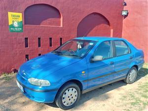 2005 Fiat Siena 1.2 EL