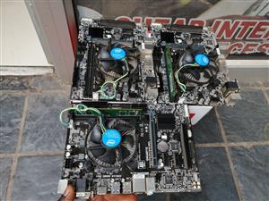 Gigabyte GA-H110M-HD2 Intel 7TH Generation DDR4 Motherboard
