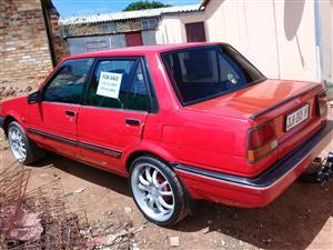 1987 Toyota Corolla 180i Sprinter