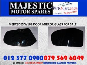 Mercedes benz w169 door mirror for sale new spares