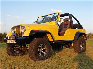 1973 Jeep Willys