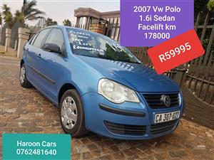 2007 VW Polo sedan POLO GP 1.6 COMFORTLINE