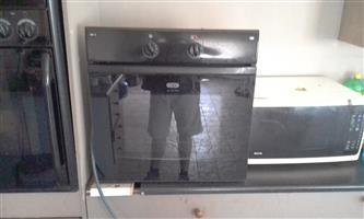 Defy Slimline oven