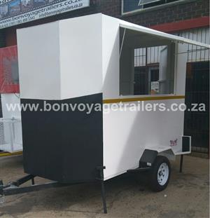 MOBILE KIOSK / FOOD TRAILER FOR SALE
