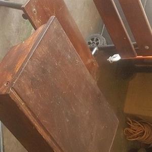 old school desk for sale R300
