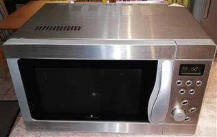 Microwave - grill - convection