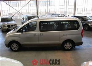 2009 Hyundai H1 H 1 2.4 wagon GLS