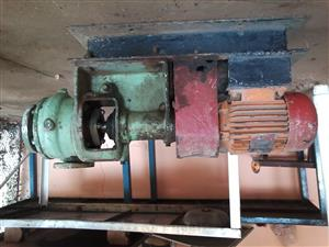 centrifugal pump 3 phase