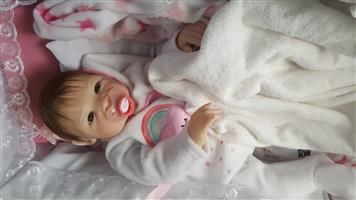 Reborn Baby Girl ready for adoption