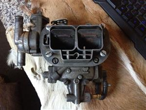 38 Weber Carburetor