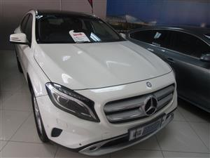 2015 Mercedes Benz GLA 200d