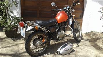 HONDA 1973 XL250 - R35,000