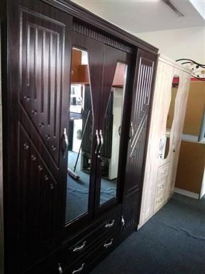 3 doors wardrobe available