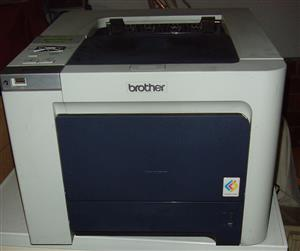 Brother HL-4040CN High Speed A4 Colour Laser Workgroup Printer