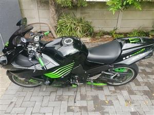 2008 Kawasaki ZX14 Ninja