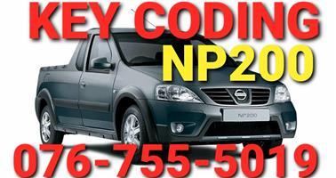 Nissan NP200 KEY
