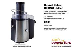 Russell Hobbs RHJM01 Juicer