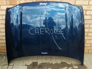 Jeep Cherokee Bonnet CRD