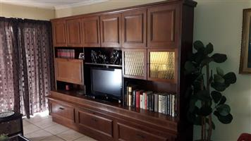 Imported from Germany wall unit NEGOTIABLE