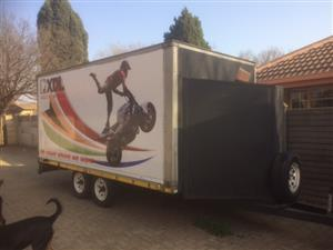 Events trailer for sale