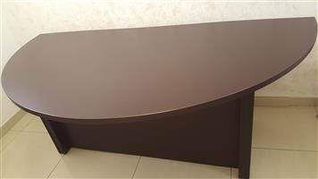 Halfmoon Desk (price reduced)