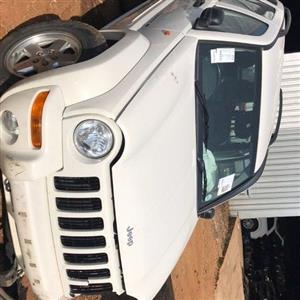 jeep cherokee 2.8crd