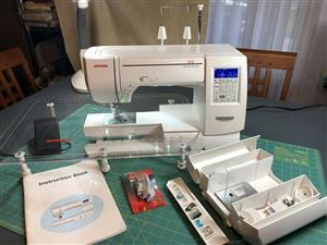 Sewing and  Quilting Machine 11 inch Throat for sale