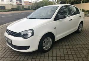 2010 VW Polo Vivo sedan 1.4