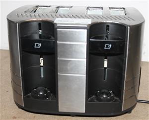 Russell hobbs 4 slice toaster S032646A #Rosettenvillepawnshop