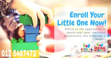 Kids24 Daycare center Montana and annlin