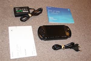 PSP street console