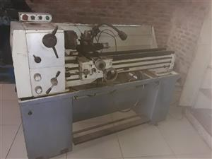 lathe and milling machine fot sale